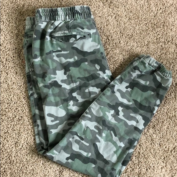 990250d425 Empyre Jeans | Camoarmy Print Jogger Style | Poshmark